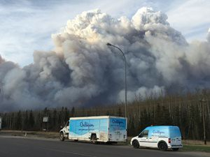 Ft. McMurray Fire